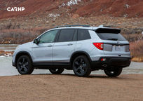 2019 Honda Passport Rear 3 Quarter View