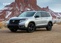 2019 Honda Passport 3 Quarter View
