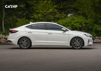 2019 Hyundai Elantra Right Side View