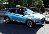 2020 Hyundai Kona Right Side View