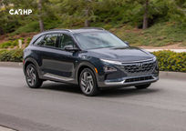 2020 Hyundai Nexo Fuel Cell 3 Quarter View