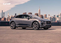2019 Jaguar I-PACE electric Right Side View