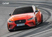 2019 Jaguar XE SV Project 8 Sedan Front View