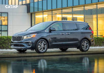 2019 Kia Sedona 3 Quarter View