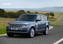 2019 Land Rover Range Rover 3 Quarter View