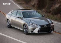 2019 Lexus GS 300 3 Quarter View