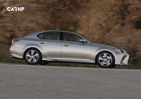 2020 Lexus GS 300 Right Side View