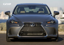 2020 Lexus IS 300 Front View