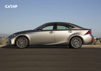 2020 Lexus IS 300 Left Side View
