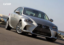 2020 Lexus IS 300 exterior