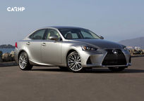 2020 Lexus IS 300 3 Quarter View