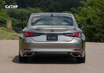 2019 Lexus ES 350 Rear View