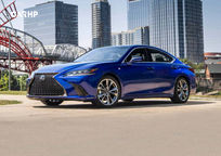 2019 Lexus ES 350 3 Quarter View