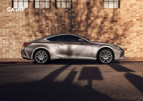 2020 Lexus RC 350 Right Side View