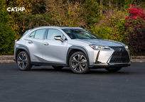 2020 Lexus UX 250h hybrid Right Side View