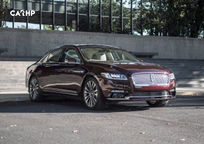 2018 Lincoln Continental's exterior image