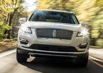 2019 Lincoln MKC Front Seats