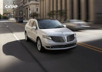 2020 Lincoln MKT Front View