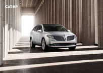 2020 Lincoln MKT 3 Quarter View