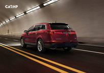 2020 Lincoln MKT Rear 3 Quarter View
