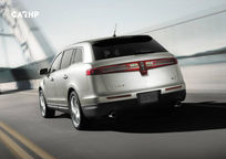 2020 Lincoln MKT Rear View