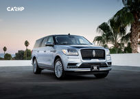 2019 Lincoln Navigator Front View