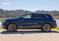 2019 Lincoln Nautilus Left Side View