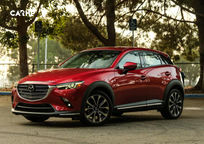 2019 Mazda CX-3 3 Quarter View