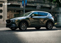 2019 Mazda CX-5 3 Quarter View