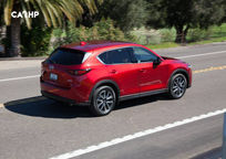 2020 Mazda CX-5 Rear 3 Quarter View
