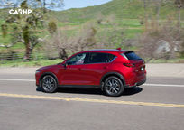 2020 Mazda CX-5 Left Side View