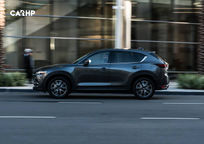 2019 Mazda CX-5 Left Side View