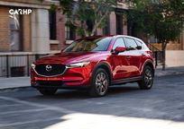 2020 Mazda CX-5 3 Quarter View