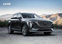 2020 Mazda CX-9 3 Quarter View