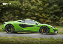 2020 Mclaren 570S Right Side View