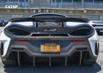 2020 Mclaren 600LT Rear View
