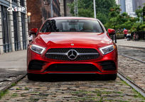2020 Mercedes-Benz AMG CLS 53 Front View
