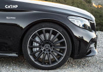 2019 Mercedes-Benz AMG C 43 Coupe Wheels