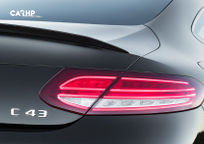 2019 Mercedes-Benz AMG C 43 Coupe Tail Lights