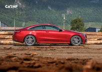 2019 Mercedes-Benz AMG E 53 Coupe Right Side View