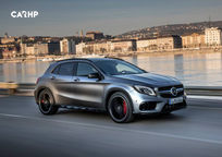 2019 Mercedes-Benz AMG GLA 45 Right Side View