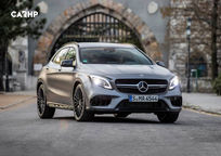 2019 Mercedes-Benz AMG GLA 45 Front View