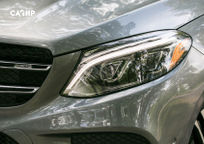 2019 Mercedes-Benz AMG GLE 43 Front Head Lights