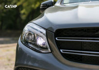 2020 Mercedes-Benz AMG GLE 63 Front Head Lights