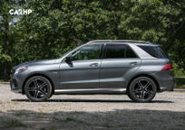 2020 Mercedes-Benz AMG GLE 63 Left Side View