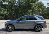 2019 Mercedes-Benz AMG GLE 63 Left Side View