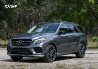 2020 Mercedes-Benz AMG GLE 63 3 Quarter View