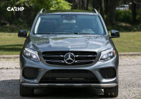 2020 Mercedes-Benz AMG GLE 63 Front View
