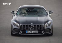 2020 Mercedes-Benz AMG GT Front View