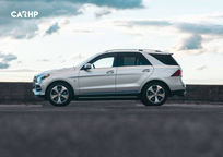 2019 Mercedes-Benz GLE-Class Left Side View